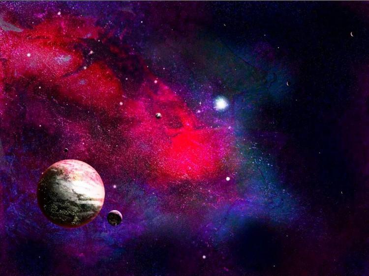 отражение Вселенной