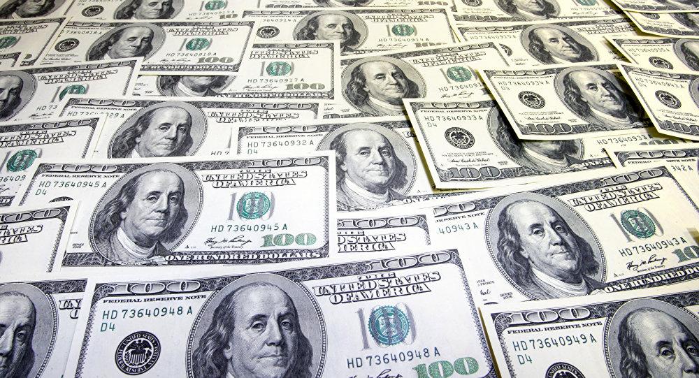куча долларов