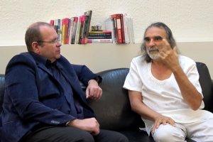 Интервью Константина Шереметьева с Вит Мано (видео)